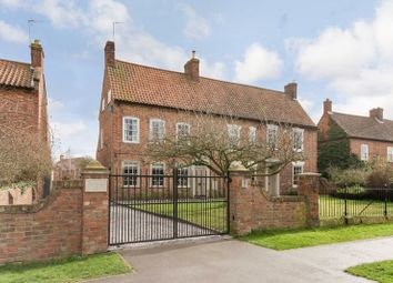 Thumbnail 8 bed detached house for sale in Main Road, Long Bennington
