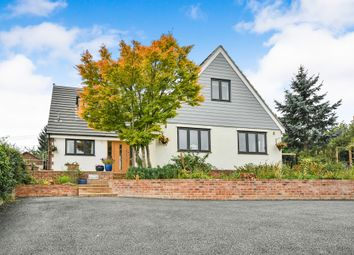 Thumbnail 5 bedroom detached house for sale in Norley Lane, Studley, Calne