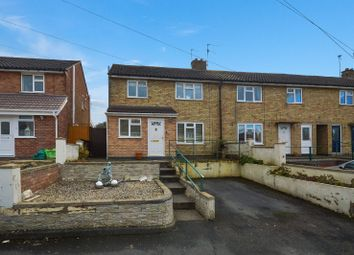 Thumbnail 3 bed end terrace house for sale in Falmouth Drive, Wigston, Leicester