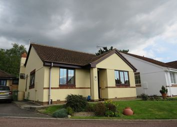 Thumbnail 3 bed detached bungalow for sale in Belmont Close, Kingsteignton, Newton Abbot