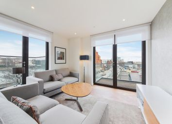 Thumbnail 2 bedroom flat to rent in Embassy Gardens, Ambassador, Nine Elms