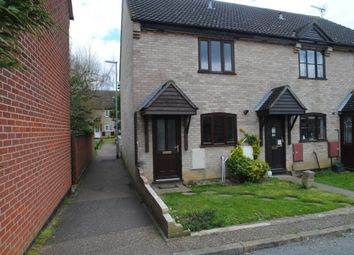 Thumbnail 2 bed semi-detached house to rent in Tennyson Road, Diss