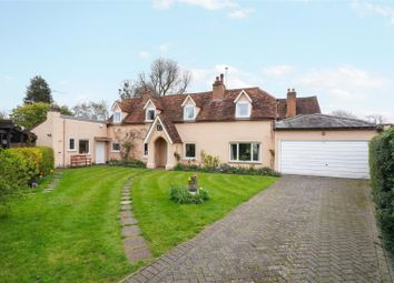 Thumbnail 4 bed detached house for sale in St. Anns Road, Chertsey, Surrey