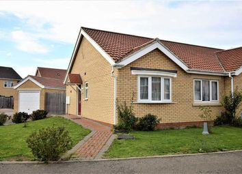 Thumbnail 2 bed bungalow for sale in Buckminster Drive, Skegness