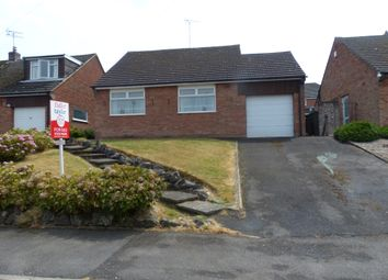 Thumbnail 1 bed detached bungalow for sale in Peak View Drive, Ashbourne