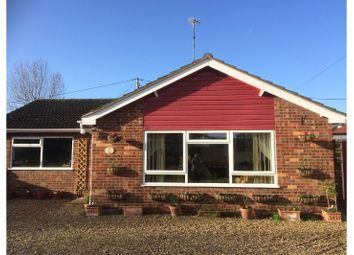 Thumbnail 3 bedroom detached bungalow for sale in Holt Road, Cromer