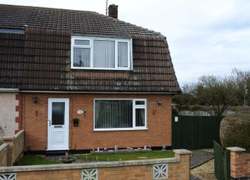 Thumbnail 3 bed semi-detached house for sale in Melbourne Road, Grantham