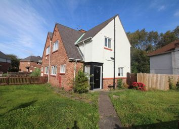 Thumbnail 3 bed semi-detached house for sale in Hexham Avenue, Walker, Newcastle Upon Tyne