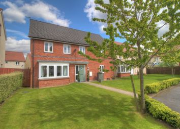 Thumbnail 4 bed detached house for sale in Crossbill Brow, West Timperley, Altrincham