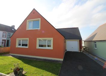 Thumbnail 3 bed detached house for sale in Ridge View Close, Pennar, Pembroke Dock, Pembrokeshire.