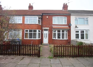 Thumbnail 2 bed terraced house for sale in Hathaway, South Shore, Blackpool, Lancashire