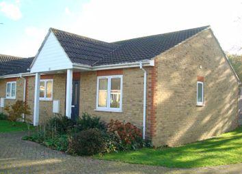Thumbnail 2 bedroom bungalow for sale in Brickfield Farm Close, Longfield