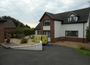 Thumbnail 4 bed property to rent in Clos Penyfai, Llanelli