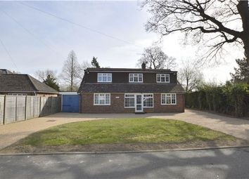 Thumbnail 5 bedroom detached bungalow for sale in Weatherhill Close, Horley