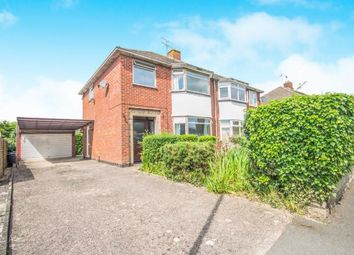 Thumbnail 3 bed semi-detached house for sale in Coppice Road, Whitnash, Leamington Spa, Uk