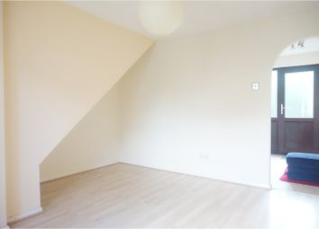 Thumbnail 2 bed terraced house to rent in Braddock Close, Nottingham