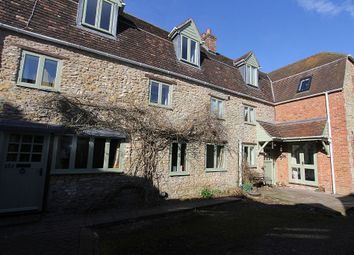 Thumbnail 4 bed cottage for sale in High Street, Wincanton, Somerset