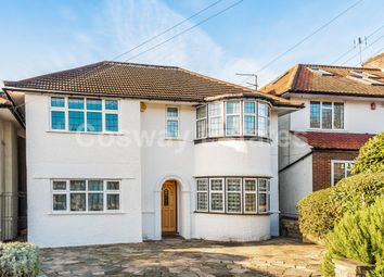 Thumbnail 4 bed detached house for sale in Lawrence Avenue, London