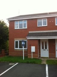 Thumbnail 1 bedroom flat to rent in Brandon Avenue, Admaston, Telford