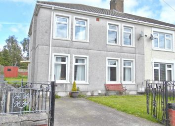Thumbnail 3 bed terraced house to rent in Lletai Avenue, Pencoed