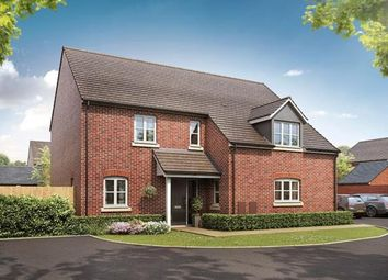 Thumbnail 5 bedroom detached house for sale in Broughton Chase, Crowfoot Way, Broughton Astley, Leicester