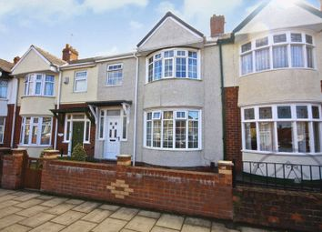Thumbnail Terraced house for sale in North Road, Darlington