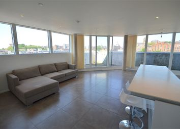 Thumbnail 2 bedroom flat to rent in Canal Street, Nottingham