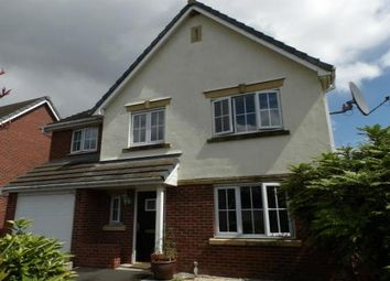 Thumbnail 5 bed detached house to rent in Manhattan Gardens, Chapelford Village, Warrington;