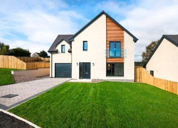 Thumbnail 4 bed detached house for sale in 4 Golf View, Off Old Quarry Road, Ballumbie