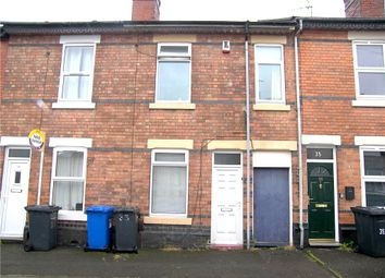 Thumbnail 3 bed terraced house to rent in Arundel Street, Derby