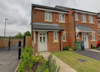 Thumbnail 2 bedroom end terrace house for sale in Beddows Road, Walsall
