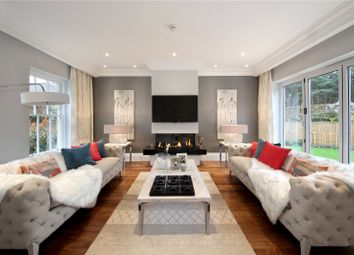 Thumbnail 5 bedroom detached house for sale in Devenish Lane, Sunningdale, Ascot