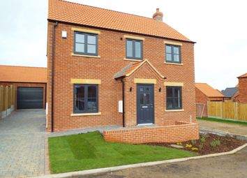 Thumbnail 4 bed detached house to rent in Howard Fields Way, Louth