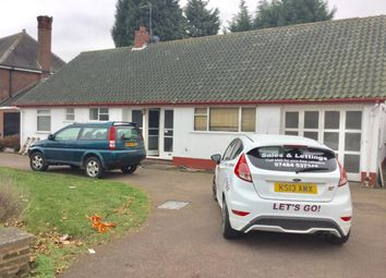 Thumbnail 3 bed bungalow to rent in Lake Avenue, Walsall