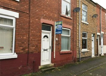 Thumbnail 2 bed terraced house to rent in Shaw Street, Worksop, Nottinghamshire