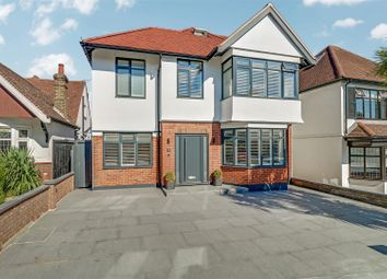 Thumbnail 5 bed detached house for sale in The Drive, Westcliff-On-Sea