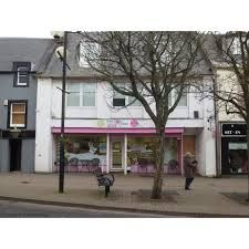 Thumbnail 2 bed flat to rent in 160A High Street, Irvine