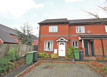 Thumbnail 2 bedroom end terrace house to rent in Angelica Way, Whiteley, Fareham