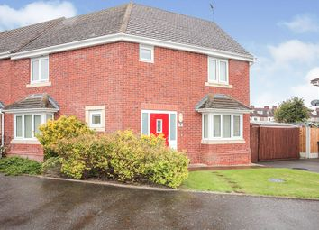 3 bed semi-detached house for sale in The Leys, Bedworth, Warwickshire CV12