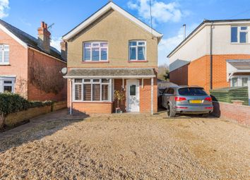 Thumbnail 3 bed detached house for sale in Manor Road, Andover