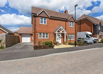 Thumbnail 4 bed detached house for sale in West Brook View, Emsworth, Hampshire
