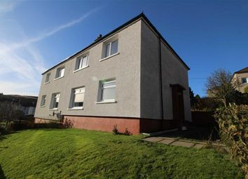 Thumbnail 4 bed semi-detached house for sale in Devon Road, Greenock