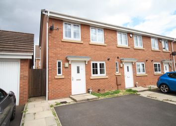 Thumbnail 2 bedroom end terrace house for sale in Cole Way, Birmingham