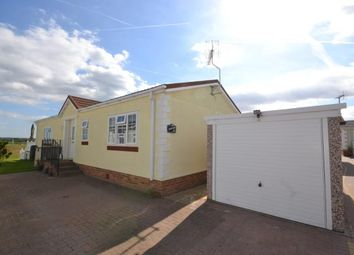 Thumbnail 2 bed bungalow for sale in Hayes Chase Leisure Park, Burnham Road, Battlesbridge