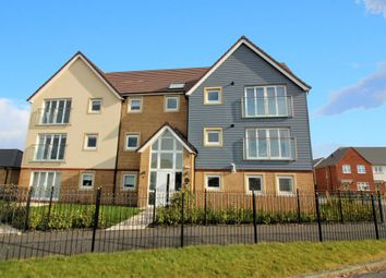 Thumbnail 2 bed flat to rent in Bulkhead Drive, Fleetwood, Lancashire