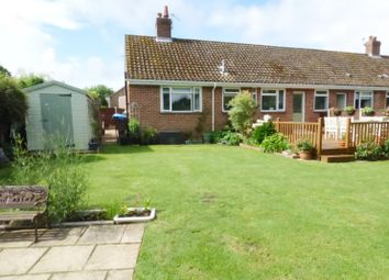 Thumbnail 2 bed bungalow for sale in Station Close, Swainsthorpe