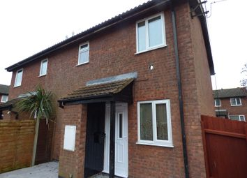 Thumbnail 1 bedroom terraced house for sale in Cranemore, Peterborough, Cambridgeshire.