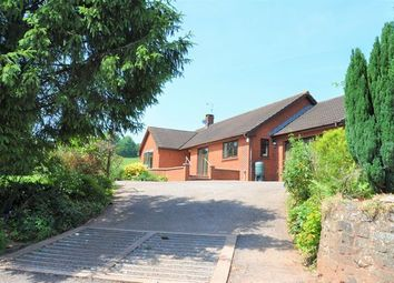 Thumbnail 3 bed detached bungalow for sale in Silverton, Exeter