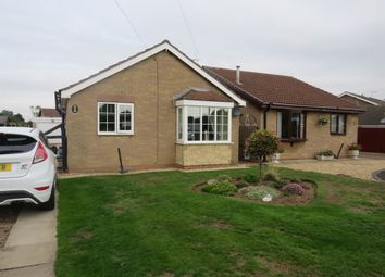 Thumbnail 3 bed detached bungalow for sale in Harpenden Close, Dunscroft, Doncaster