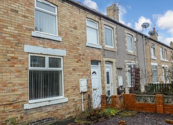 Thumbnail 2 bedroom terraced house for sale in Katherine Street, Ashington